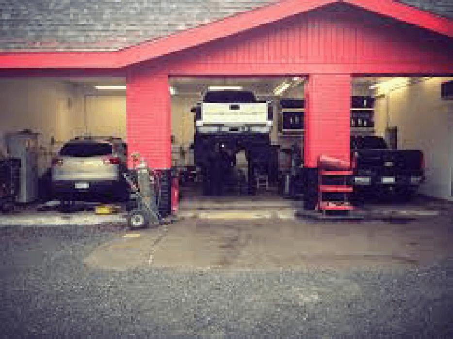 garages at Brockway Auto Repair