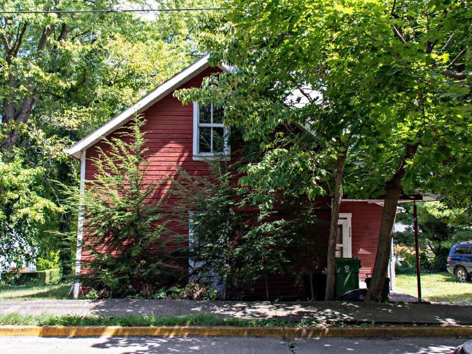 kerns fort house