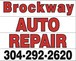 brockway sign