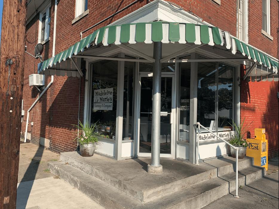 Madeleine Marie's Storefront