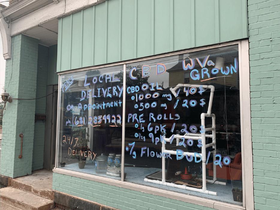 the Bodega Storefront