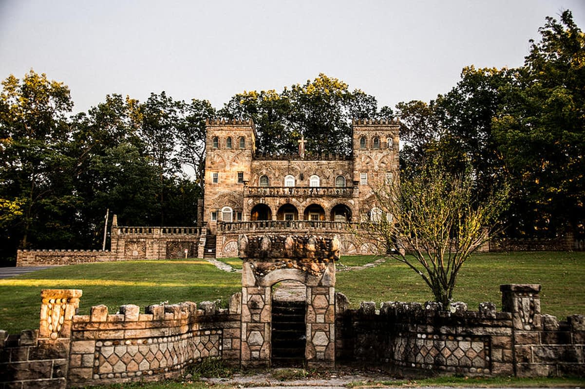 Pietro's castle